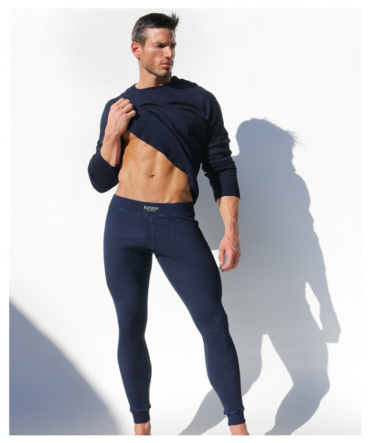 Rufskin - Indigo - Abyss Sweater - Ocean meggings