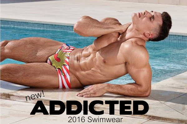 ADDICTED swimwear 2016 collection at VOCLA