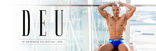 DEU swimwear collection 2016 by ES Collecion