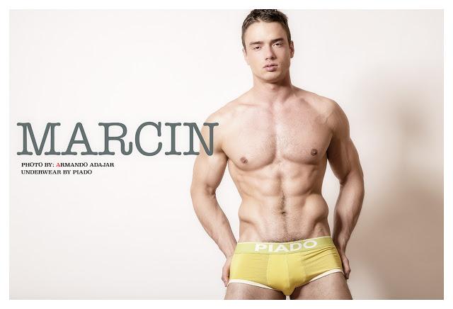 Marcin Michal by Armando Adajar for PIADO underwear