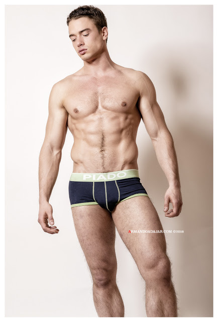 Marcin Michal by Armando Adajar for PIADO underwear