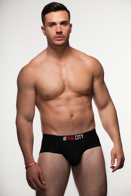 Philip Fusco in PhilCity underwear