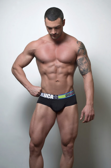 Eppureluca underwear - Valerio trunks