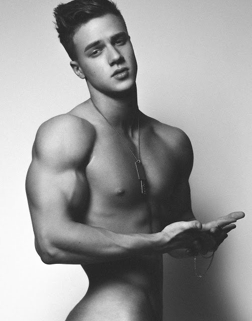 Attila Toth by Brian Jamie for Garcon Model