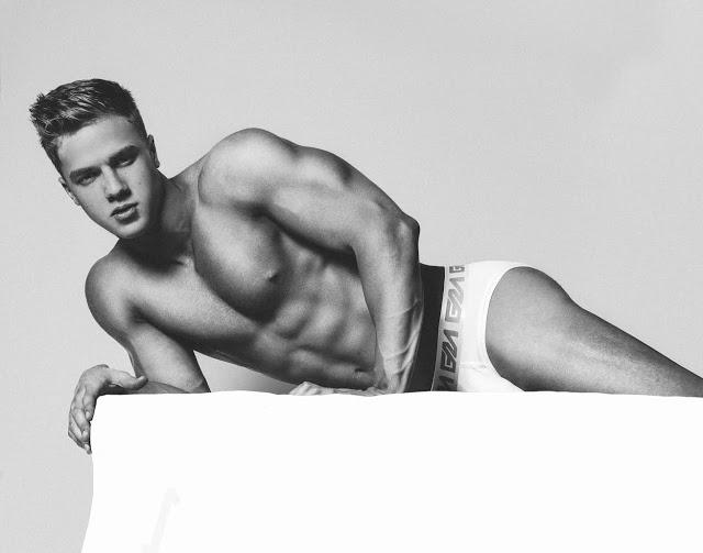 Attila Toth by Brian Jamie for Garcon Model