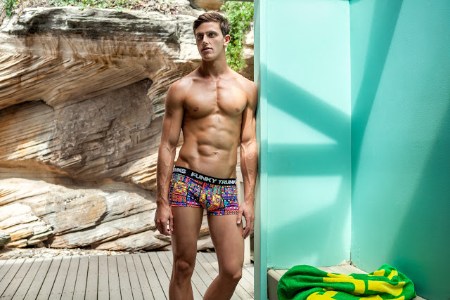 Funky Trunks underwear at VOCLA