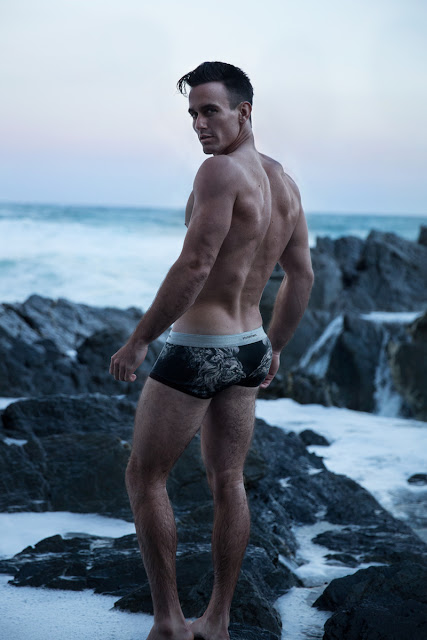 Michael Dignan by Jarrod Carter for Stonemen