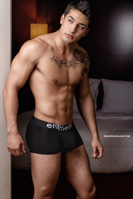 Orlando Ceja by Armando Adajr for Ergowear