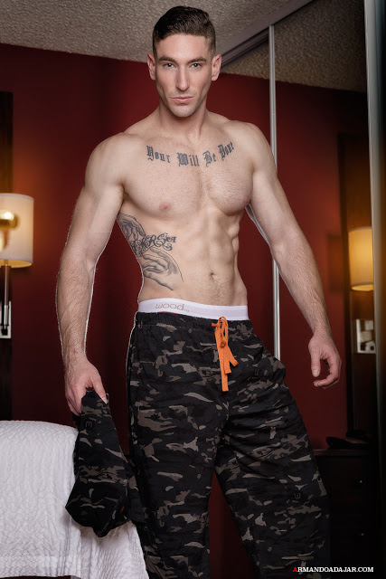 Chris Biggs by Armando Adajar for Wood loungewear