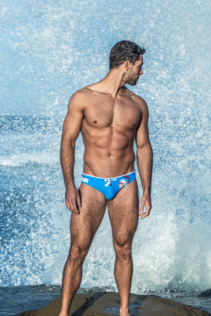 Jarrod Altenborg by Julio Ramirez for Marcuse