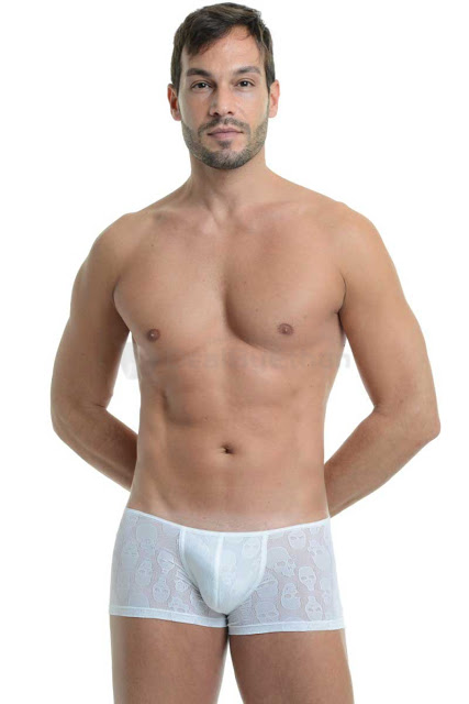 L'Homme Invisible - Vanity Boxer Brief