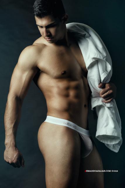 Jorel by Armando Adajar for Wood Underwear