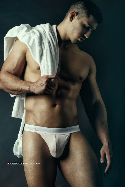 Jorel by Armando Adajar for Wood Underwear