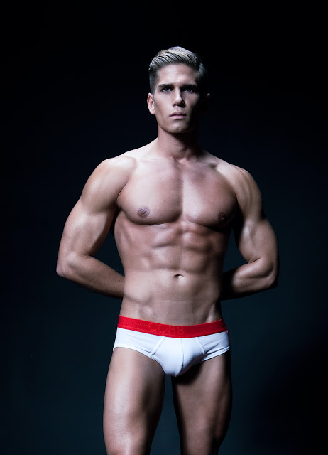 Alexander COBB - Spring Summer 2016 underwear collection