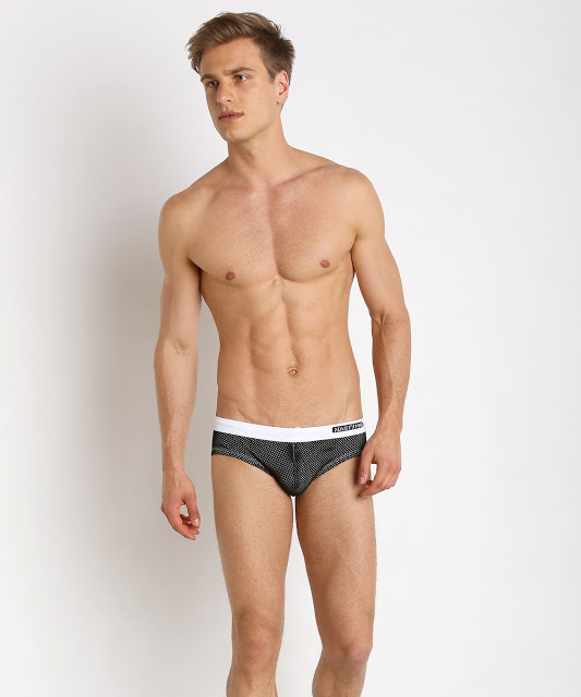 Nasty Pig mesh swim briefs