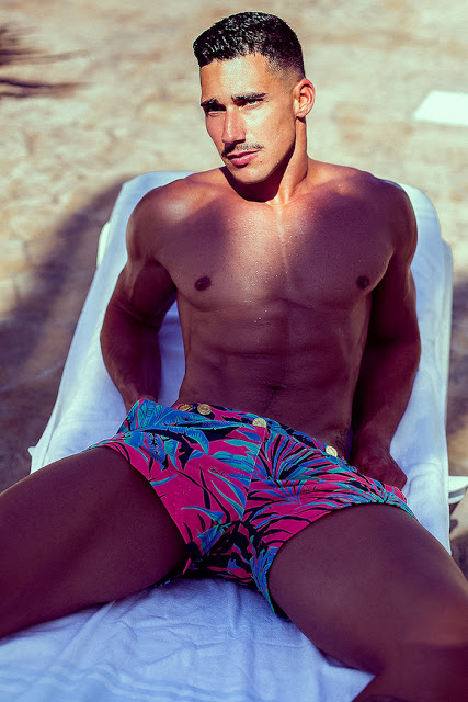 Gabriel Arocha by Adrian C. Martin for Charlie by Matthew Zink