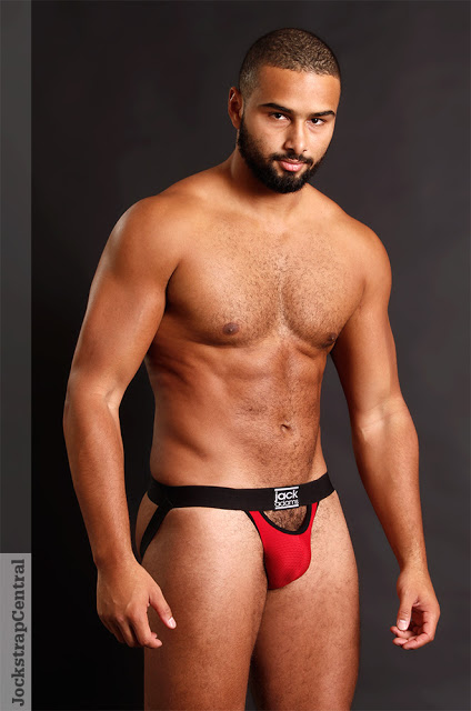Jack Adams Punter and Racer Jocks at Jockstrap Central