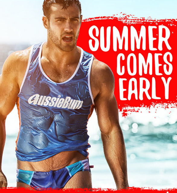 2nd Annual Men and Underwear Awards - Best underwear store - 2015 - aussiebum.com