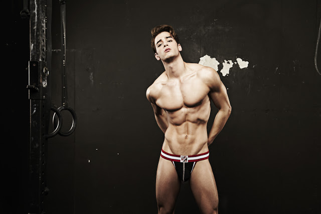 Scott Gardner by Allen Zaki for Timoteo underwear