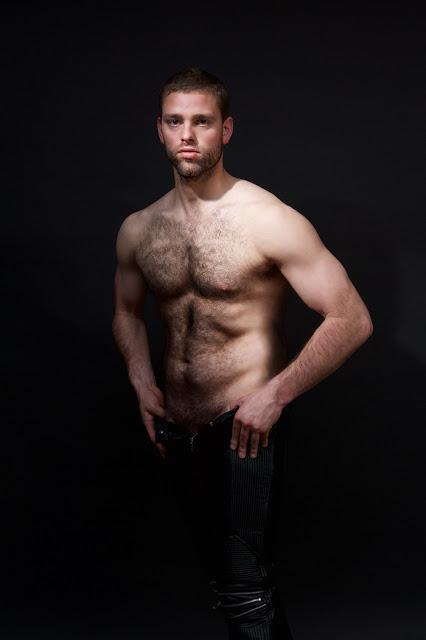 Men and Underwear exclusive. Model Phil Bruce by Gavin Harrison.