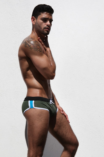Elvis Rivera for Timoteo Swimwear