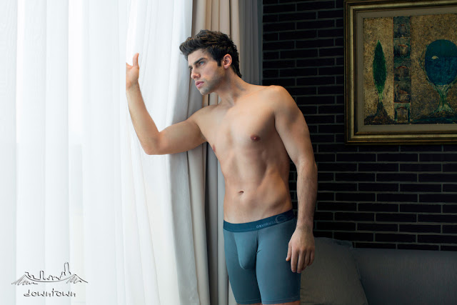 Downtown underwear collection by Obviously