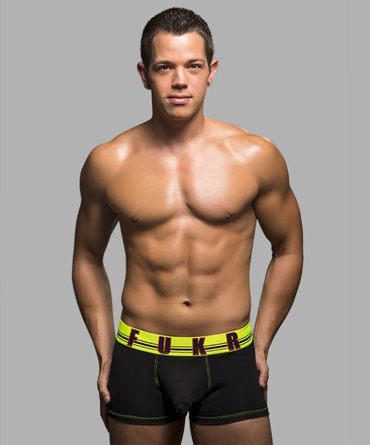 FUKR underwear collection by Andrew Christian