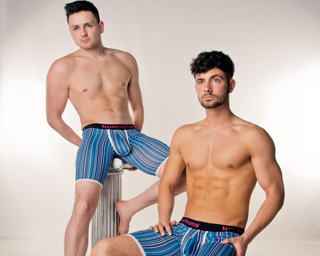 New and limited edition underwear designs by Bum-Chums