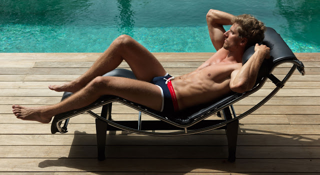 New swimwear collection by Garçon Français