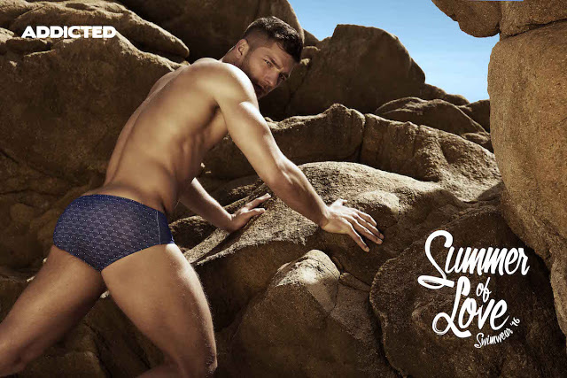 Addicted swimwear Summer 2016 collection