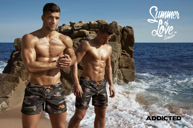 Addicted swimwear Summer 2016 collection