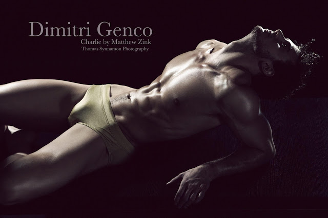 Dimitri Genco By Thomas Synnamon