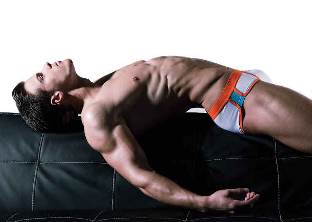 Alexander COBB - Spring Summer 2016 mens underwear collection