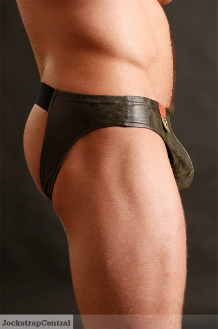 Raw Studio Military Jock Collection at Jockstrap Central