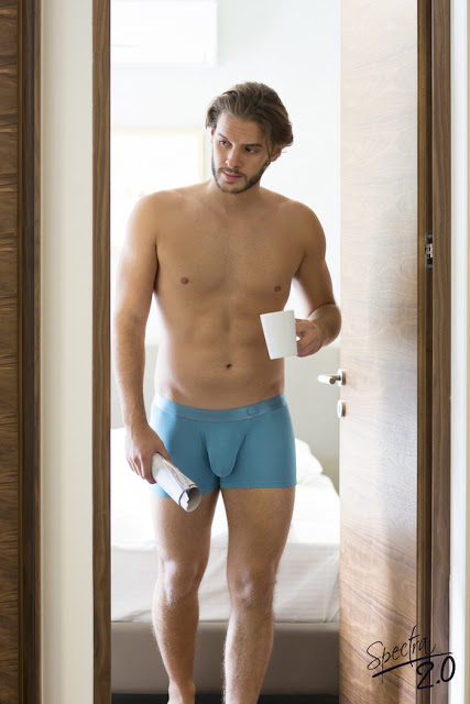 Spectra 2.0 underwear collection by Obviously