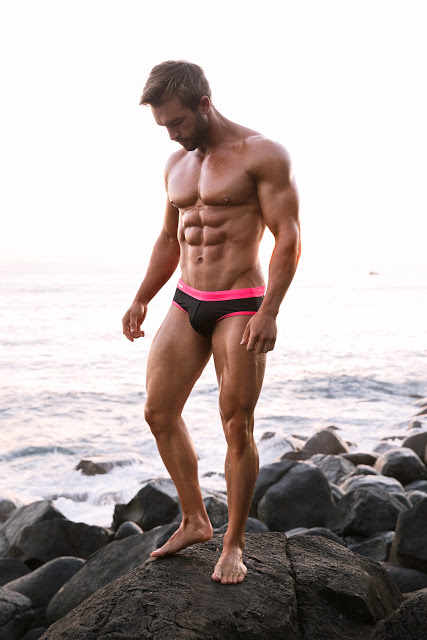 Jim Thornton by Jarrod Carter - Addicted swimwear