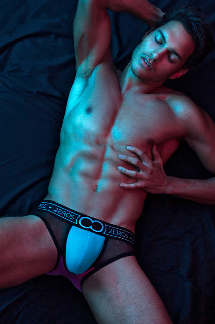 Poseidon underwear collection by 2EROS