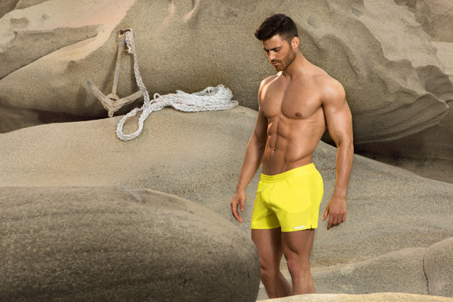 Modus Vivendi Neon swimwear at VOCLA