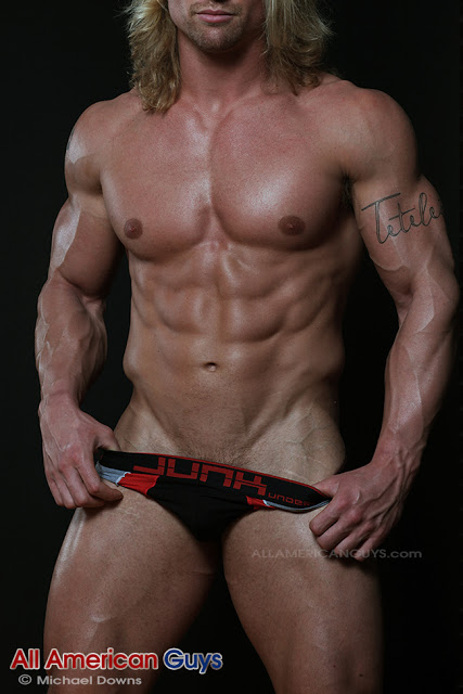 Eric Tenbrink by Michael Downs for All American Guys