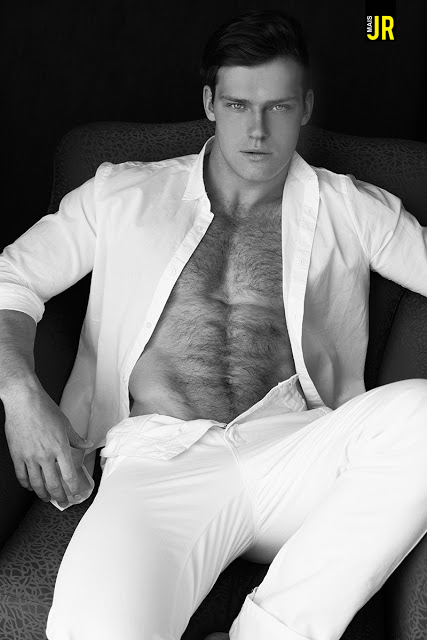 Ben Todd by Lucas Ferrier for Mais Jr Magazine