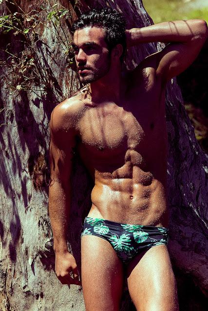Tomas Perez by Adrian C Martin - Manus swimwear