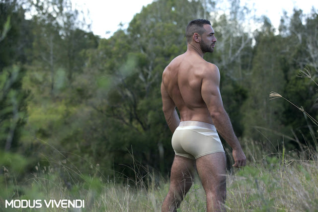 Daniel Kairouz by Russell Fleming for Modus Vivendi