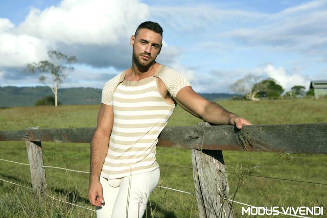 Daniel Kairouz by Russell Fleming for Modus Vivendi