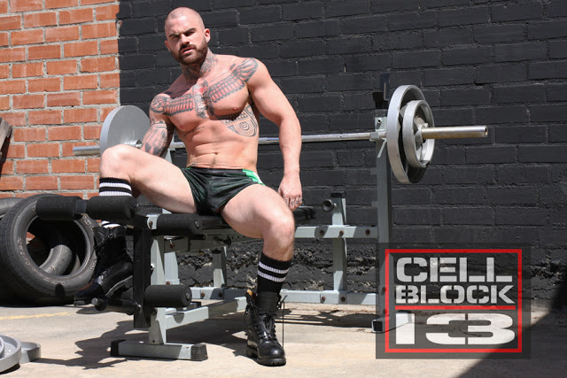 StrongJaws for Cellblock13
