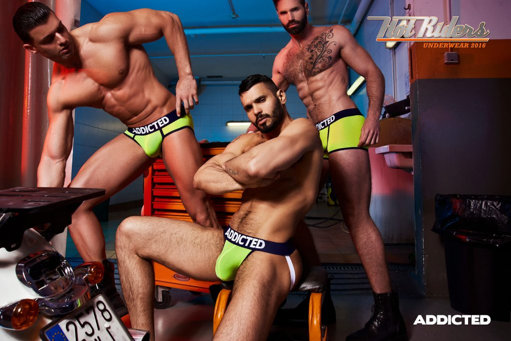 ADDICTED UNDERWEAR MULTI-PACK