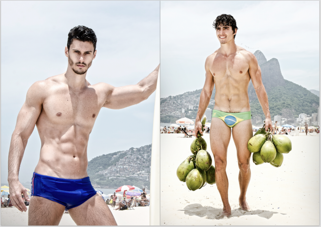Ca-rio-ca swimwear by Gastohn Barrios for Cool Korea 05