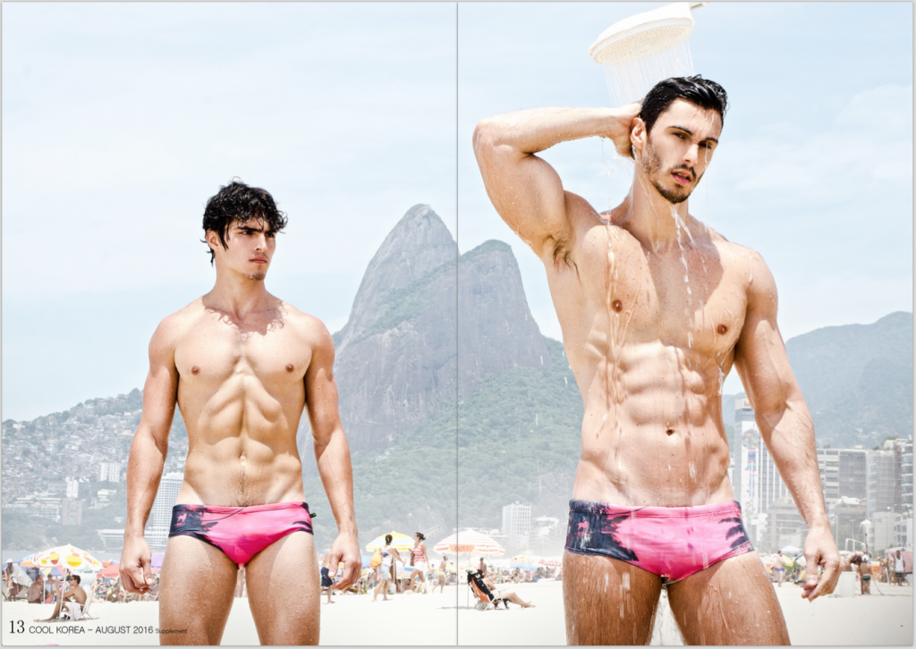 Ca-rio-ca swimwear by Gastohn Barrios for Cool Korea 06