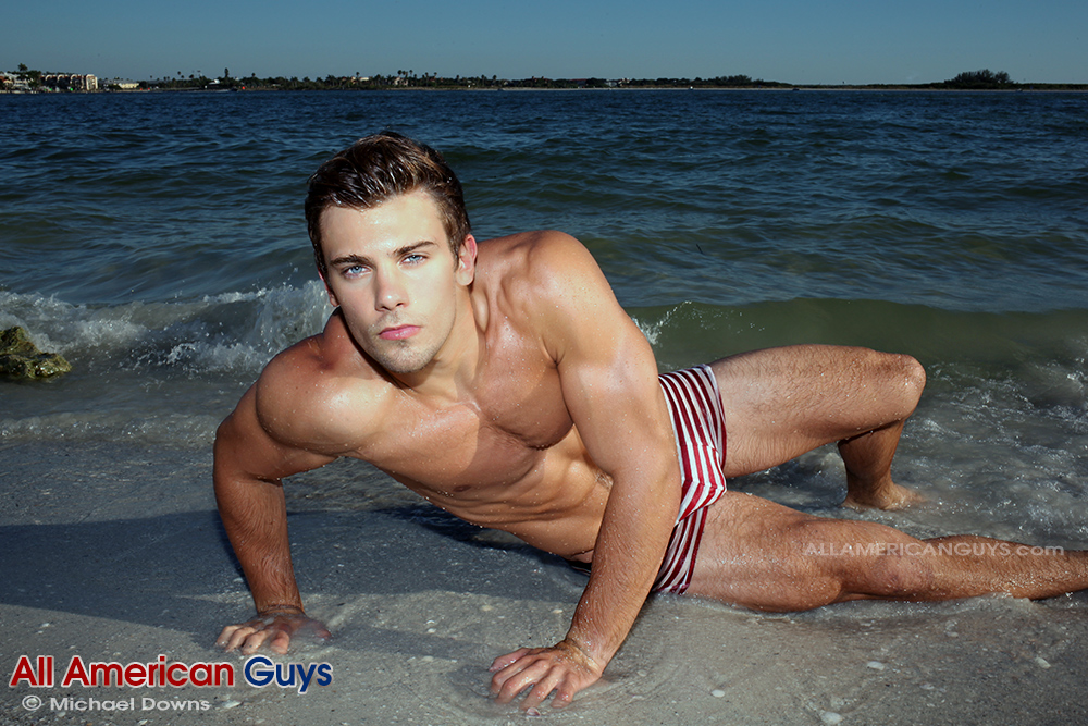 Sean Brady by Michael Downs for All American Guys 05