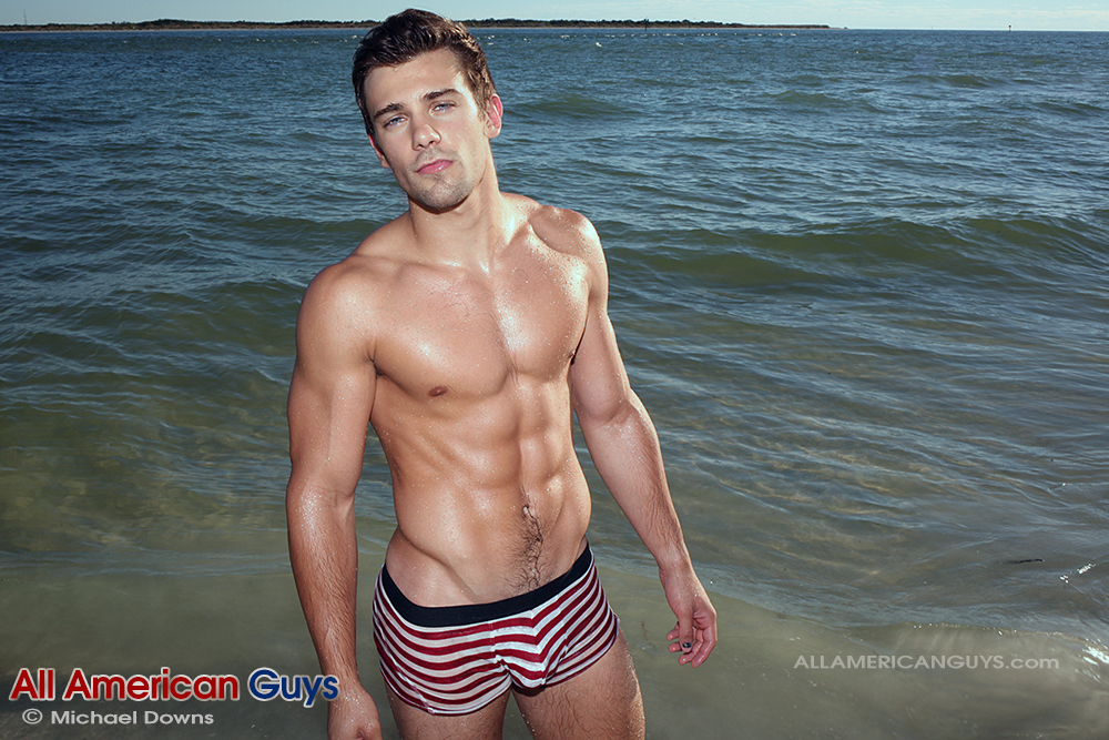 Sean Brady by Michael Downs for All American Guys 07