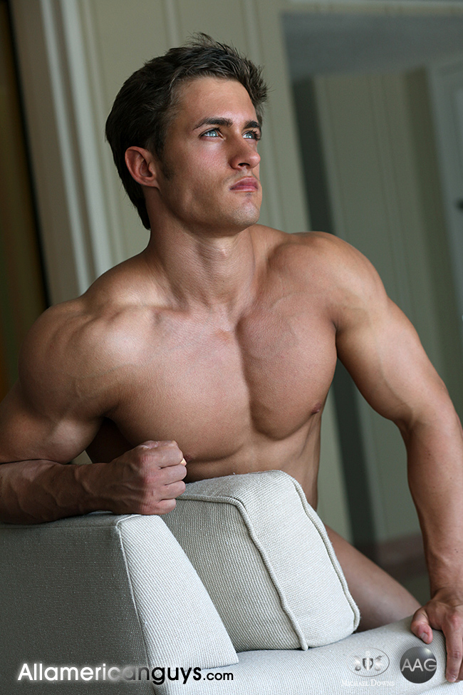 Robby Barker by Michael Downs for All American Guys 06